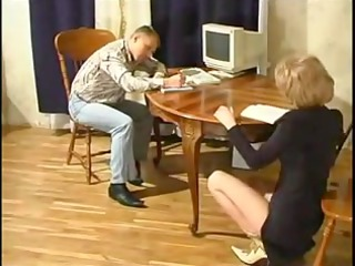 russian mother id like to fuck receives blowjob