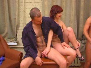 russian threesome big beautiful woman mature