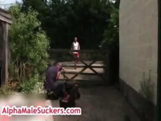 butch grand gets rimmed by aitor crash part2