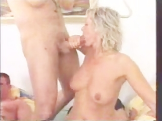 hawt sexy aged orgy