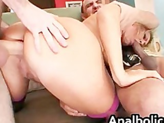 large ass blonde d like to fuck gets her a-hole