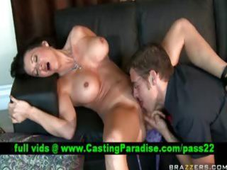 raquel devine horny busty mommy licked and