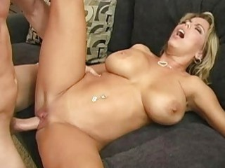 hawt breasty golden-haired d like to fuck doing