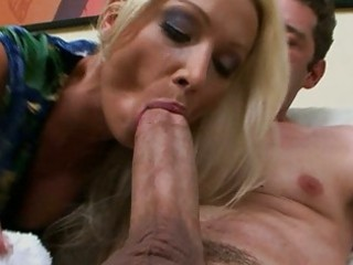 hot euro mama wamts trio big american pecker