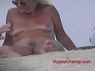 voyeurchamp- in nature beach voyeur# 109 matures