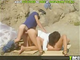 slutty lesbian milfs receive drilled in a some -