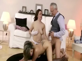 older chicks cumshot fucking and engulfing