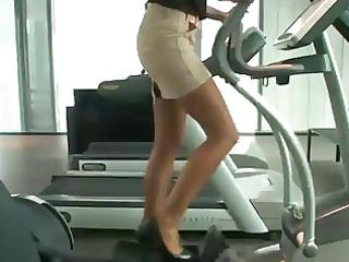 lgh - tamia high heels walk in stockings