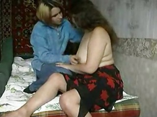 hidden web camera caught aged woman drilled by