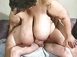 mature big beautiful woman has really large tits