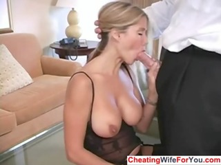 breasty d like to fuck likes to swallow