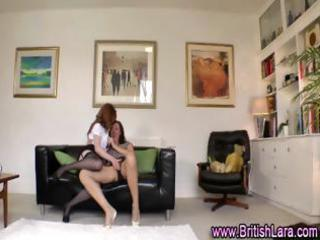 older british lesbian babes in nylons receive