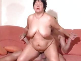fat pierced german aged