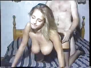 massive tit wife copulates