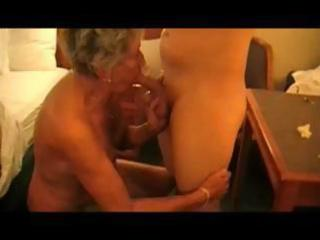 granny shirley love tunnel squirting and fucking