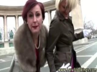 posh older lesbo receives sexy