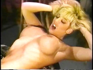a vintage sex scene featuring blamelessly fit and