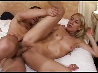 french mama anal