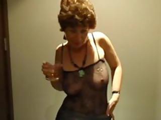 drunk mother i drunk lustful british granny