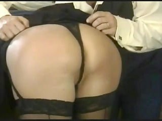 a delightsome youthful woman taught to fist fuck