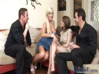 shy love is a sexy mature golden-haired