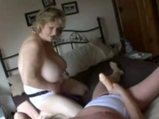 underware grannies ding-dong fun again