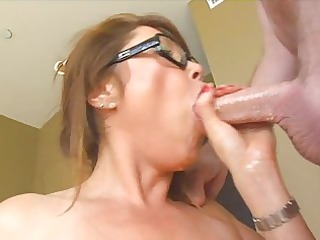 oral-service to keep the job