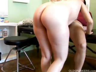 naughty d like to fuck patient fucks the doctor