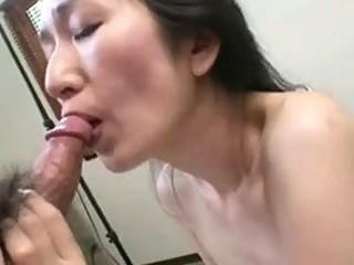 mature japanese nobue toyoshima craves her body