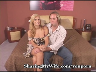 cuckold hubby watches hotwife get drilled