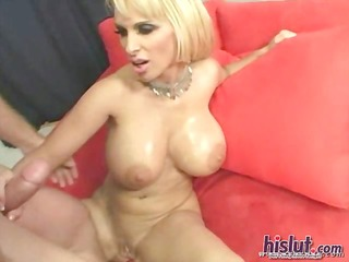 holly is hungry for cum
