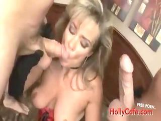 older hottie receives her wet cookie and ass