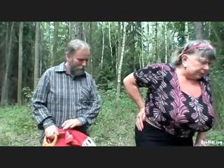 Voyeur Teen Spies Older Couple