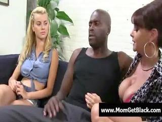 hawt large tit milfs enjoy dark cockhard and