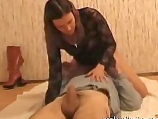 intensive oral stimulation sex with my wife