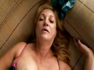 Blonde hot milf anal fuck bbw