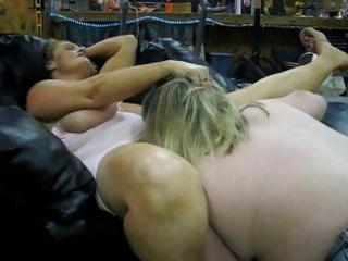 wife and her friend