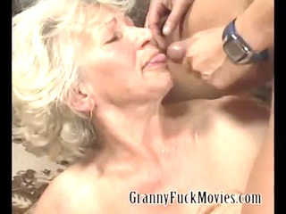 granny sue showing her daughter
