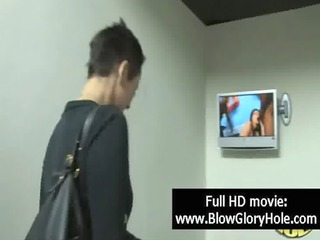 gloryhole - concupiscent sexy busty sweethearts