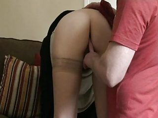 fingering and cook jerking on wife