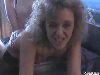 Hot wife Lindy gangbang compilation