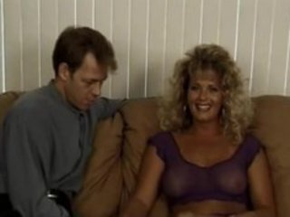 classic golden-haired milf banging
