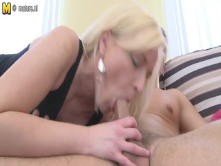 impure blonde mother id like to fuck sucks and