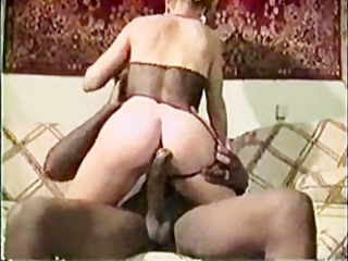 blond d like to fuck vintage interracial fuck