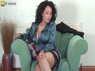 hot british mother id like to fuck playing with