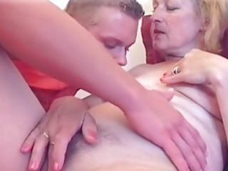 blond milfs sexy wet crack licked...