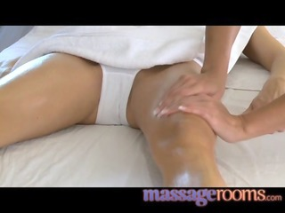massage rooms aged lesbo has a bawdy meeting with
