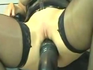 perverted leather d like to fuck marian rides