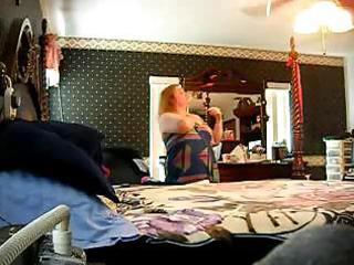 hidden web camera of friends mom