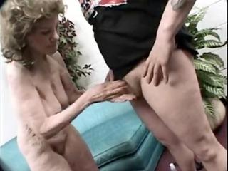 oldest great granny gigi - bushy